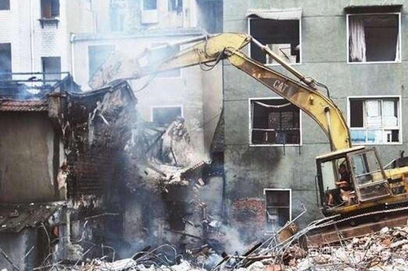 厂房拆除收回工程